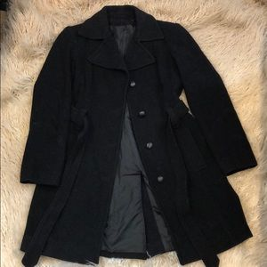 Anne Klein wool coat, size S no tags